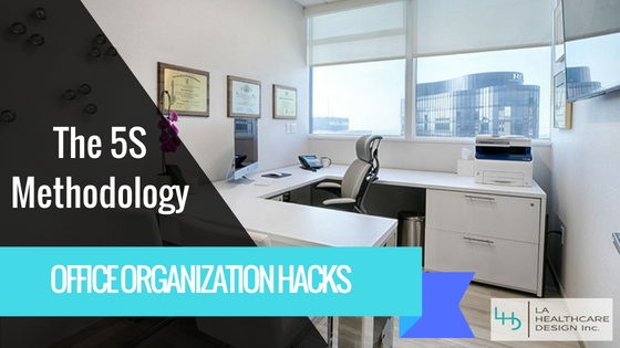 office organization hacks