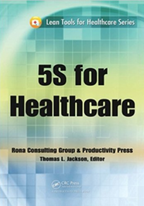 5s for Healthcare book cover